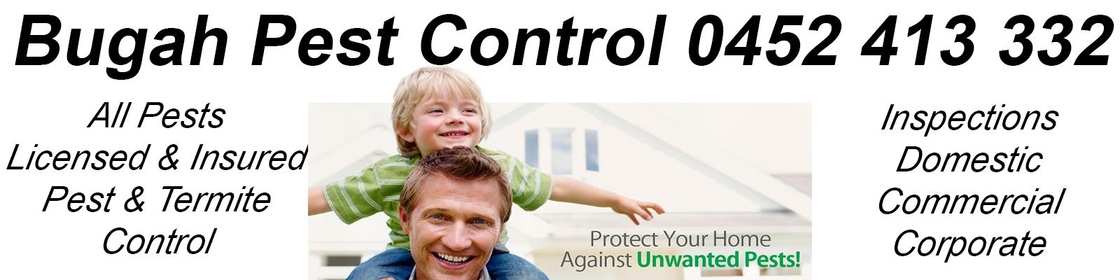 Residential Pest Control Central Coast Newcastle Book Pest Control